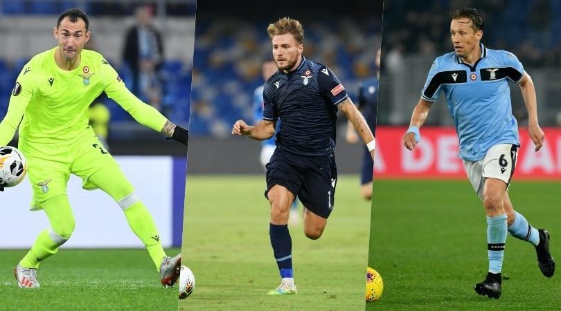 Lazio in Champions League: ecco i giocatori in rosa con più presenze