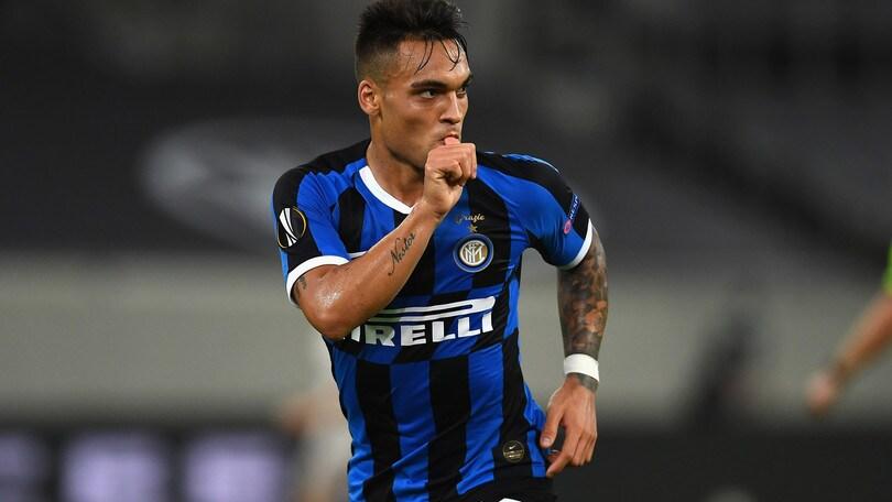 """Lautaro Martinez: """"Conte ha cambiato l'Inter, gli sarò sempre grato"""""""