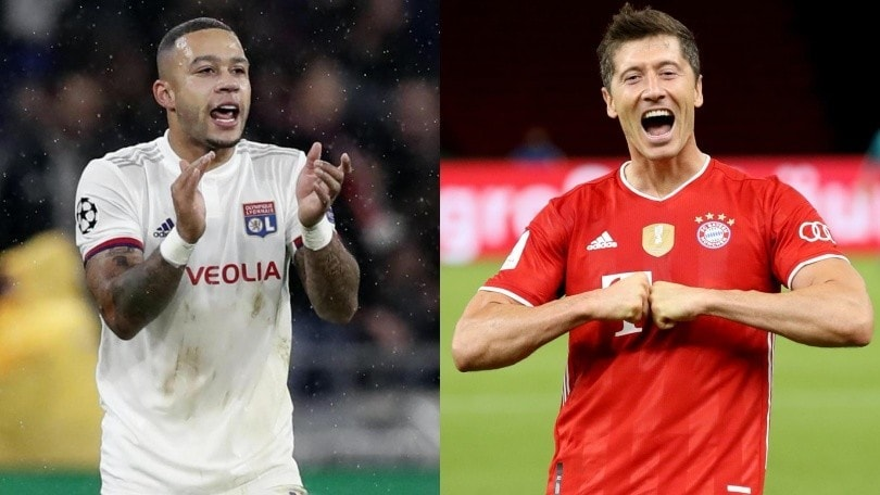 Diretta Lione-Bayern Monaco ore 21: formazioni ufficiali, come vederla in tv e in streaming
