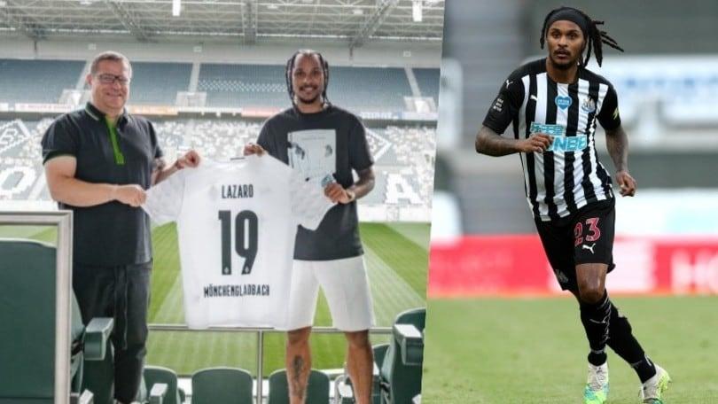 Ufficiale, Lazaro dall'Inter al Borussia Monchengladbach in prestito