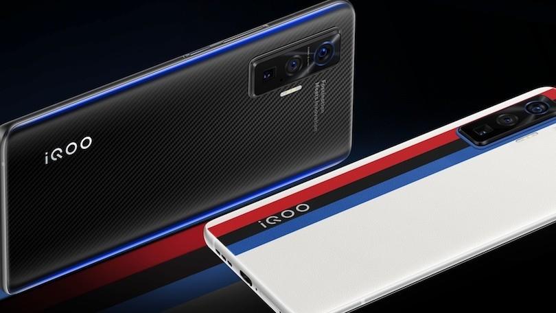 IQOO 5 Pro, smartphone BMW M Motorsport