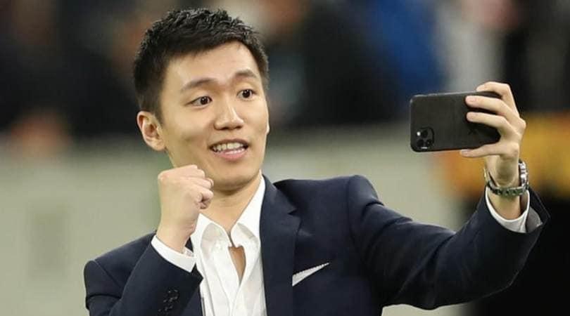 Inter, l'appello di Zhang ai tifosi: