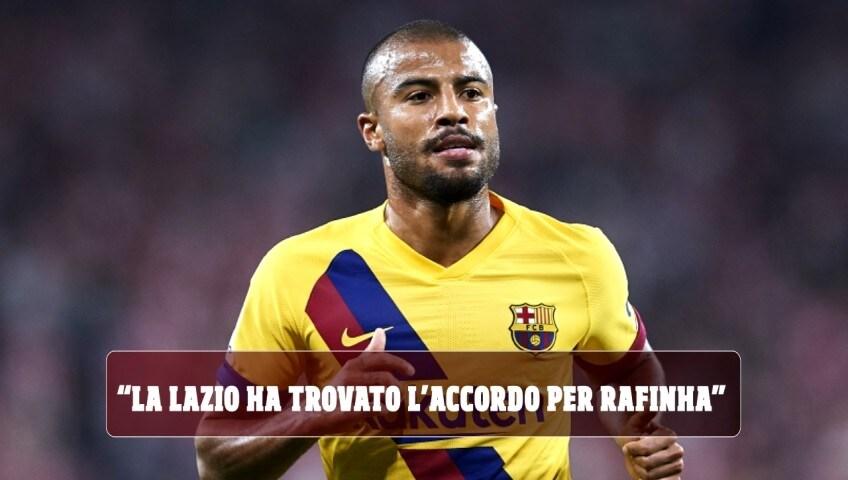 """""""La Lazio ha trovato l'accordo per Rafinha"""""""