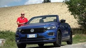 Video prova: Volkswagen T-Roc Cabriolet