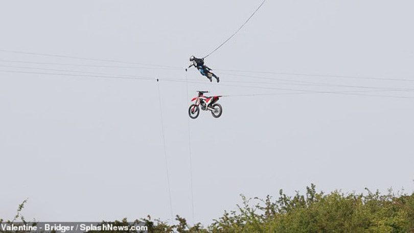 Mission: Impossible 7, scena in moto finisce male e il set va a fuoco