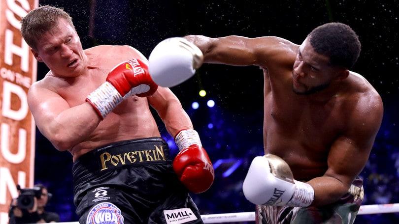 Povetkin mette ko Whyte: è il nuovo sfidante di Tyson Fury per il titolo