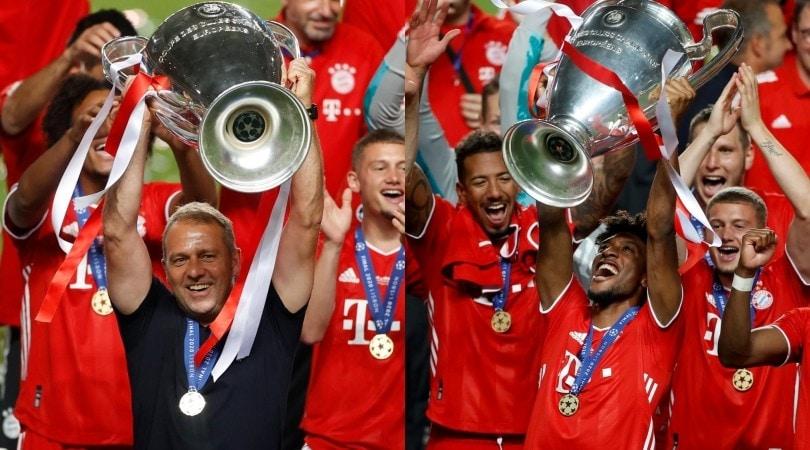 Da Flick a Coman, le facce della festa Bayern