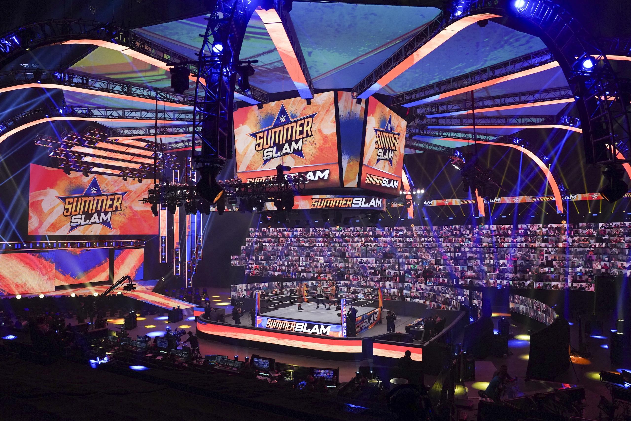 WWE SummerSlam 2020, gli highligts dello show