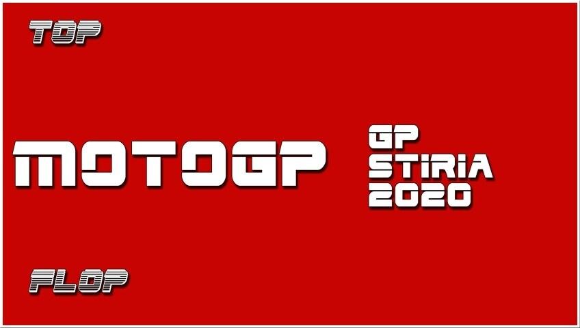 MotoGP, GP Stiria: i Top e Flop VIDEO