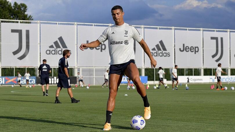 Juve, Pirlo ritrova Cristiano Ronaldo e Kulusevski