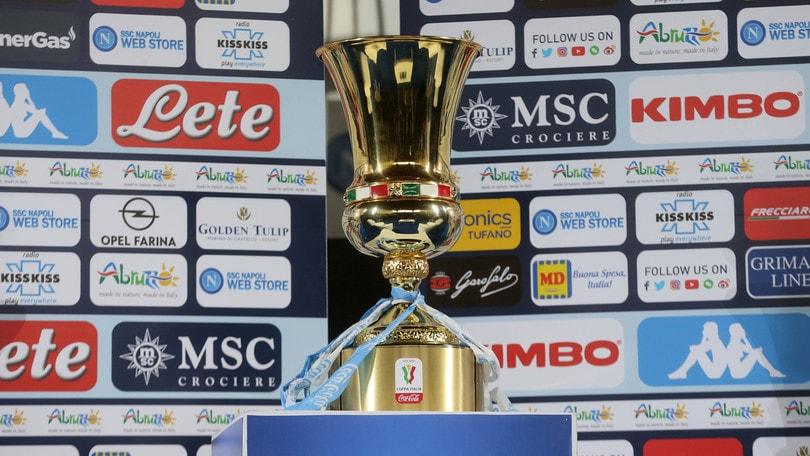 Coppa Italia, le date: via il 23 settembre, finale il 19 maggio