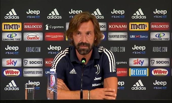 """Pirlo conferma Dybala: """"Fa parte del progetto"""""""
