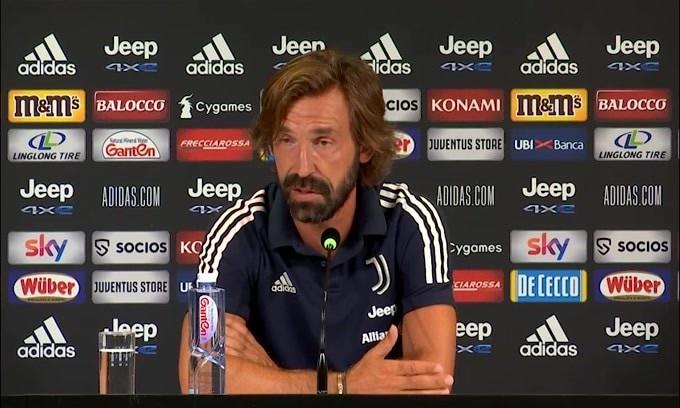 """Pirlo: """"Vorrei rivedere lo spirito della Juve di Conte"""""""