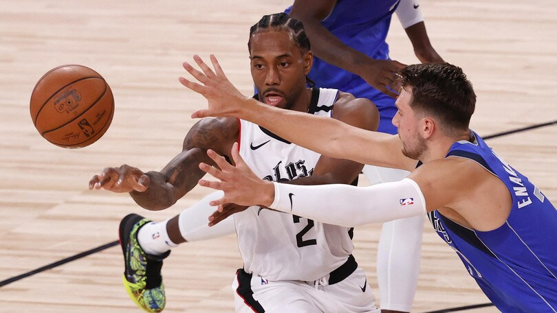 NBA: reazione Clippers e Dallas ko. Denver batte Utah
