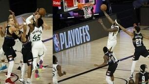 Nba, Jamal Murray scatenato trascina Denver contro i Jazz