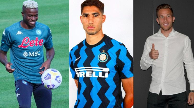 Calciomercato, chi ha speso di più in Europa: 4 italiane nella top10