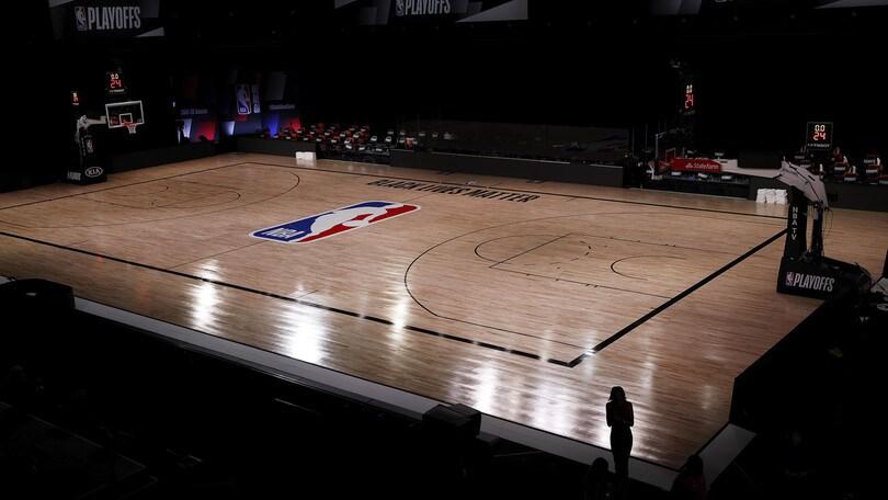 NBA, i giocatori tornano in campo