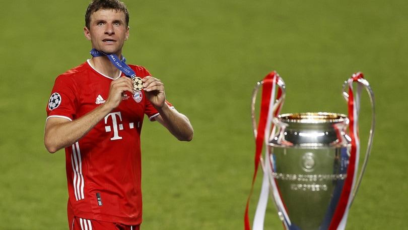 Muller, frecciata al Barcellona dopo l'8-2: