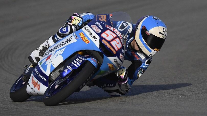 Moto3, Alcoba confermato dal team Gresini anche nel 2021