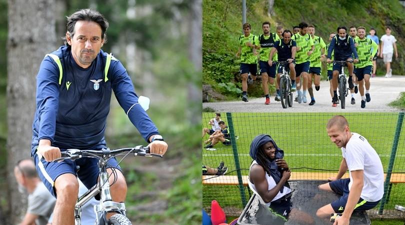 Inzaghi spreme la Lazio: Lukaku e Vavro cercano refrigerio