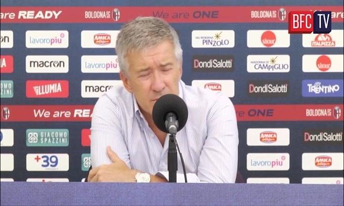 """Fenucci: """"Mihajlovic? L'importante è che stia bene"""""""