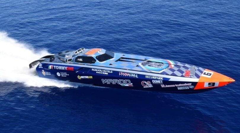 Motonautica, per Schepici e Montavoci record del mondo UIM su Tommy One