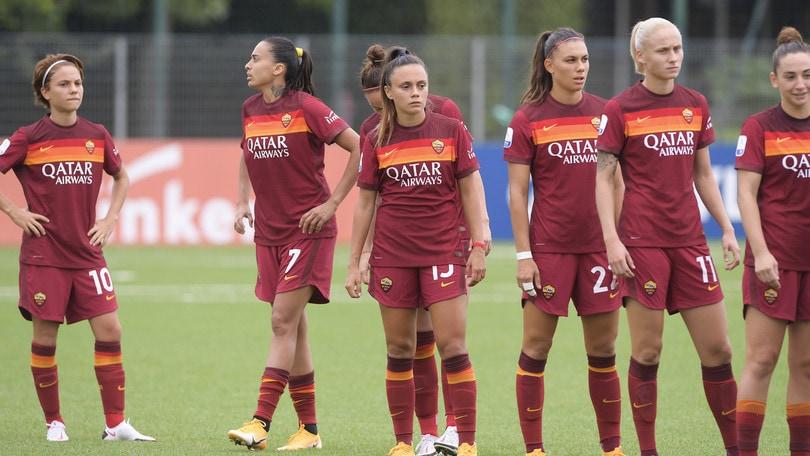 Coppa Italia 2020/21: derby per la Roma, Lazio-Inter nel Girone B