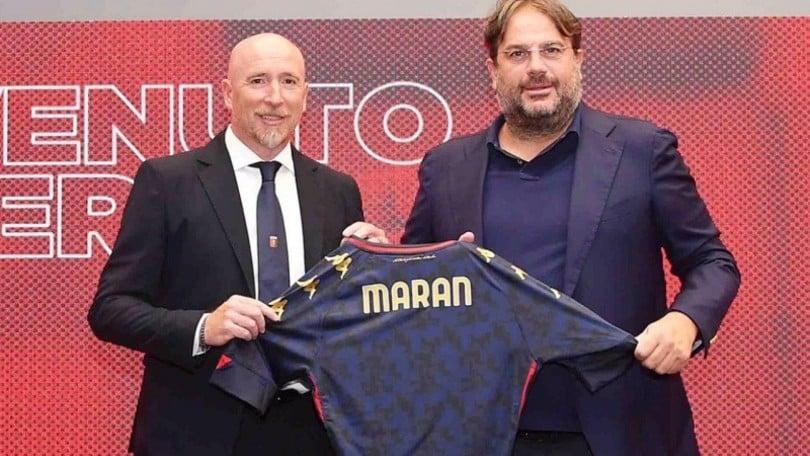 Genoa, senti Maran:
