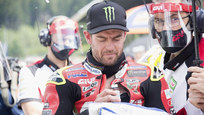 GP San Marino, Crutchlow dichiarato unfit: niente gara a Misano