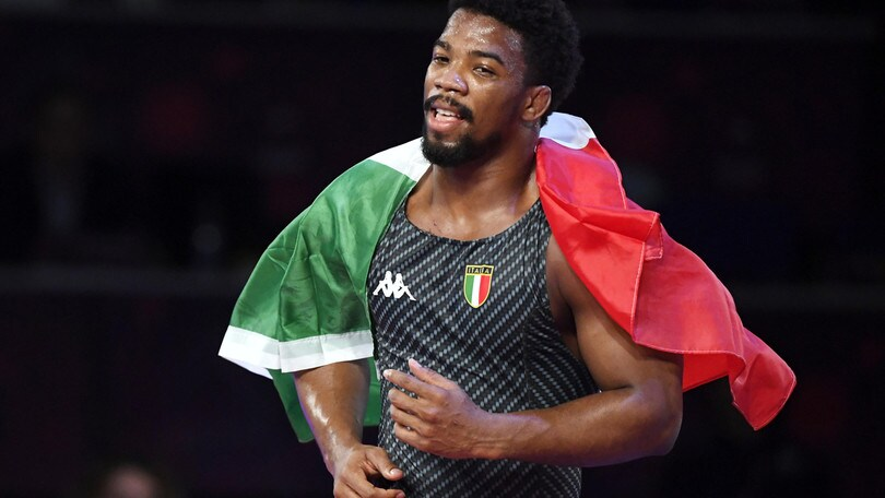 Lotta, Chamizo torna in Italia: