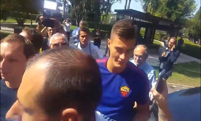 Roma, in settimana Schick andrà al Bayer Leverkusen