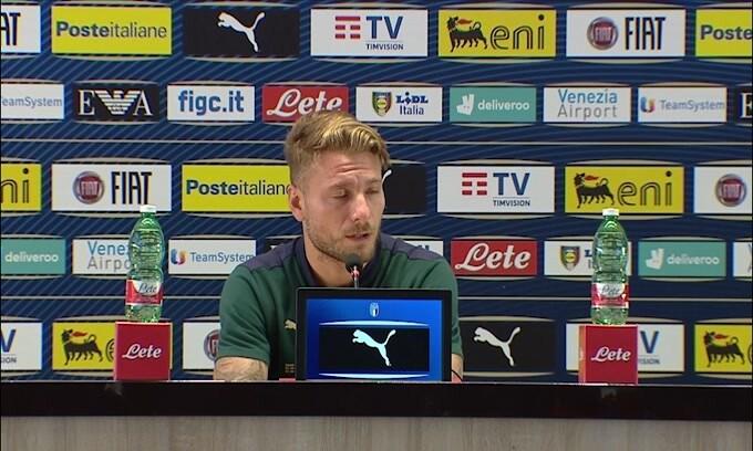 """Immobile: """"Calendario Lazio? Tosto all'inizio, ma nessuna paura"""""""