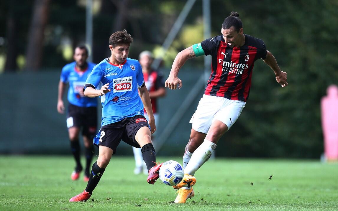 Milan-Novara 4-2 in amichevole: Paquetà doppietta, Ibrahimovic capitano -  Corriere dello Sport