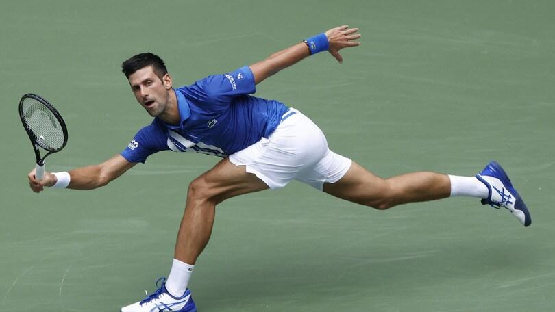 Us Open, Djokovic e Zverev avanti. Giorgi eliminata dalla Osaka