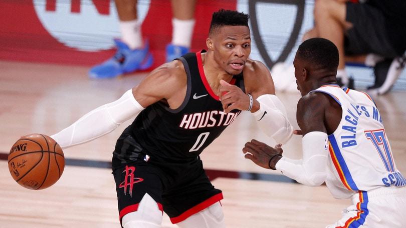 Houston elimina i Thunder di Gallinari. Heat sul 2-0 contro i Bucks