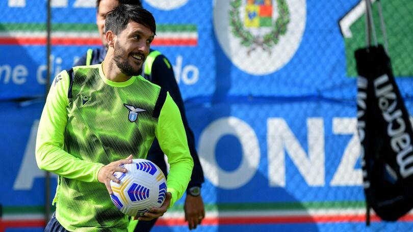 Lazio, è tornato Luis Alberto. Recuperati anche Cataldi e Adekanye