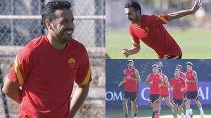 Roma, Pedro è guarito e sorride: pronto per l'esordio in Serie A