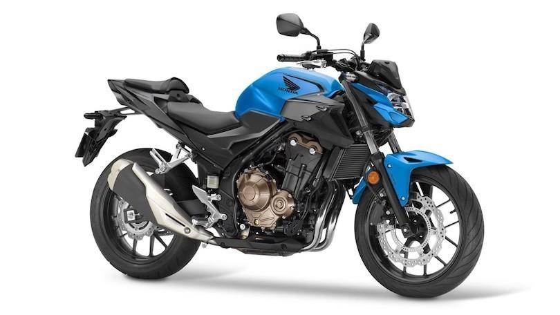 Nuova Honda CB500F, per il 2021 omologazione Euro5 e un colore inedito