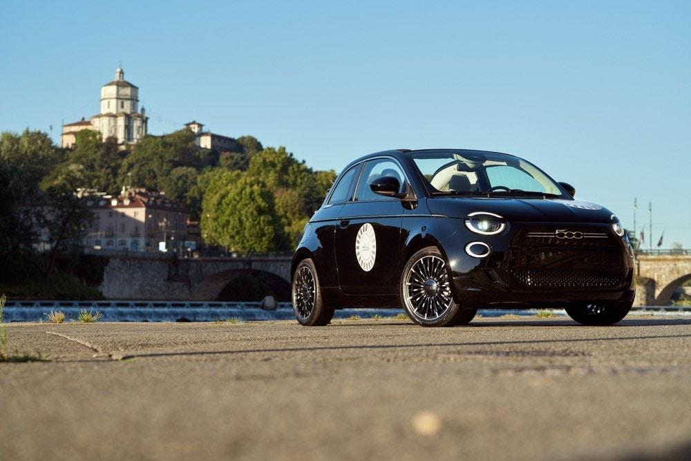 """Nuova 500 """"la Prima"""", le immagini del test drive"""