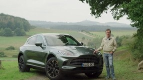 Aston Martin DBX, la prova su strada VIDEO