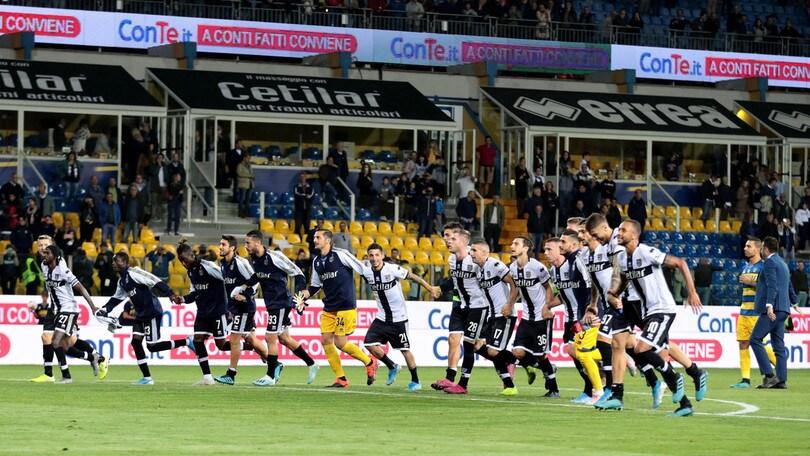 Il Tardini di Parma primo stadio a riaprire: mille tifosi per la gara con l'Empoli