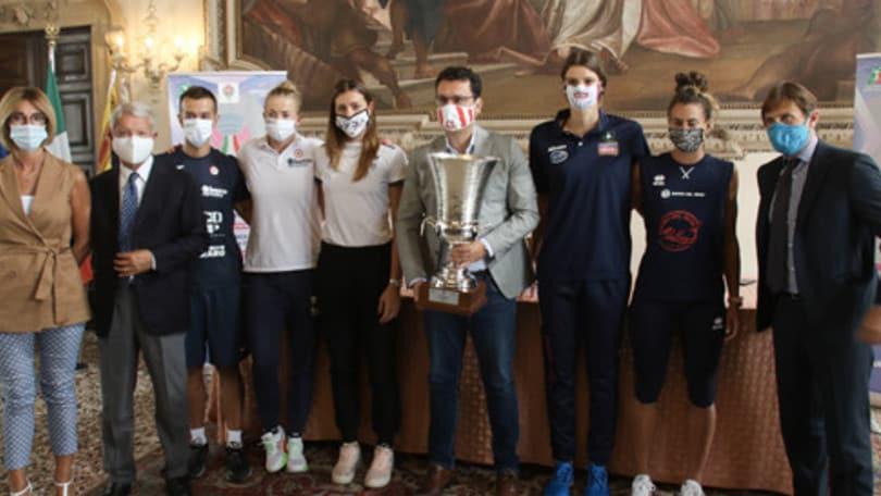 Presentata a Vicenza la Final Four di Supercoppa Femminile