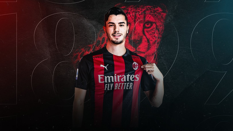 Milan, ufficiale Brahim Diaz. Indosserà la maglia 21