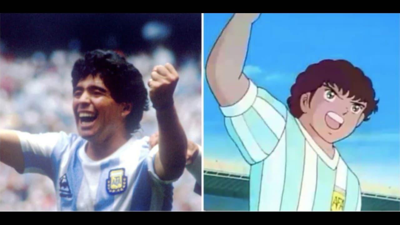 Maradona e non solo in Holly e Benji: tutte le somiglianze