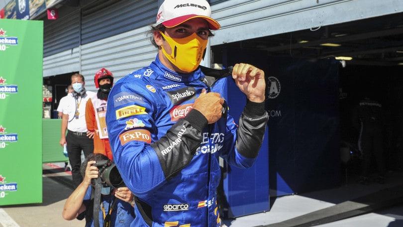 GP Italia, Carlos Sainz: