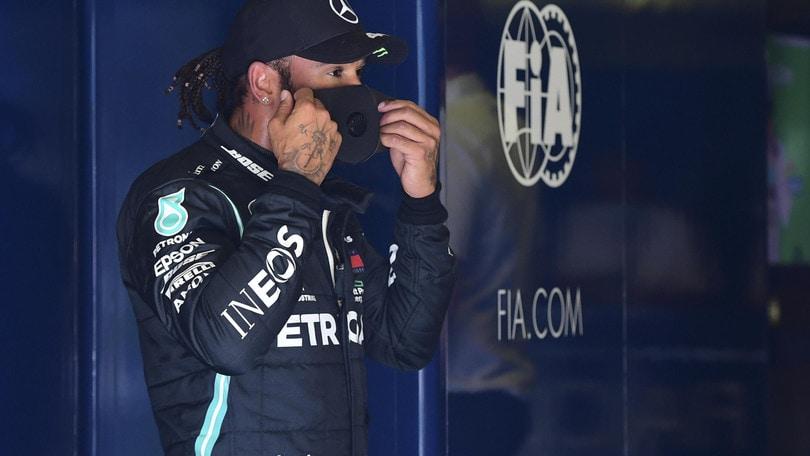 GP Italia, Hamilton: