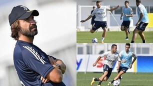 Arthur emula Pirlo, Pjaca segna e decide la sfida tra Juve e U23