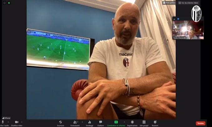 """Mihajlovic: """"Superiamo il record di 52 punti"""""""