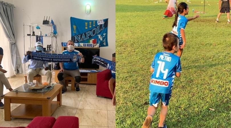 Osimhen fa sognare la Nigeria, ecco il Napoli Club Victory