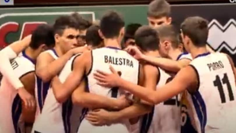 Europei U.18: l'Italia batte la Turchia in rimonta